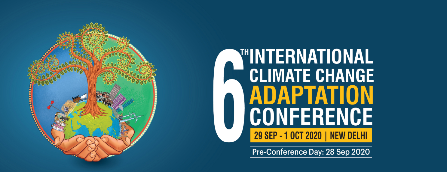 6th International Climate Change Adaptation Conference - DATE TBC