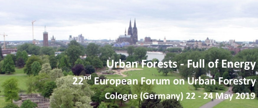 The European Forum on Urban Forestry 2019: Call for Abstracts