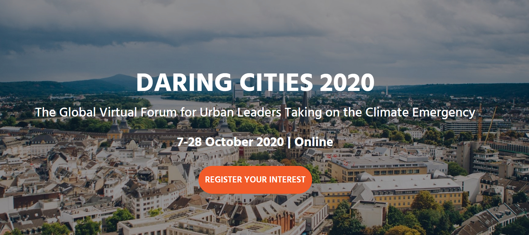 Daring Cities