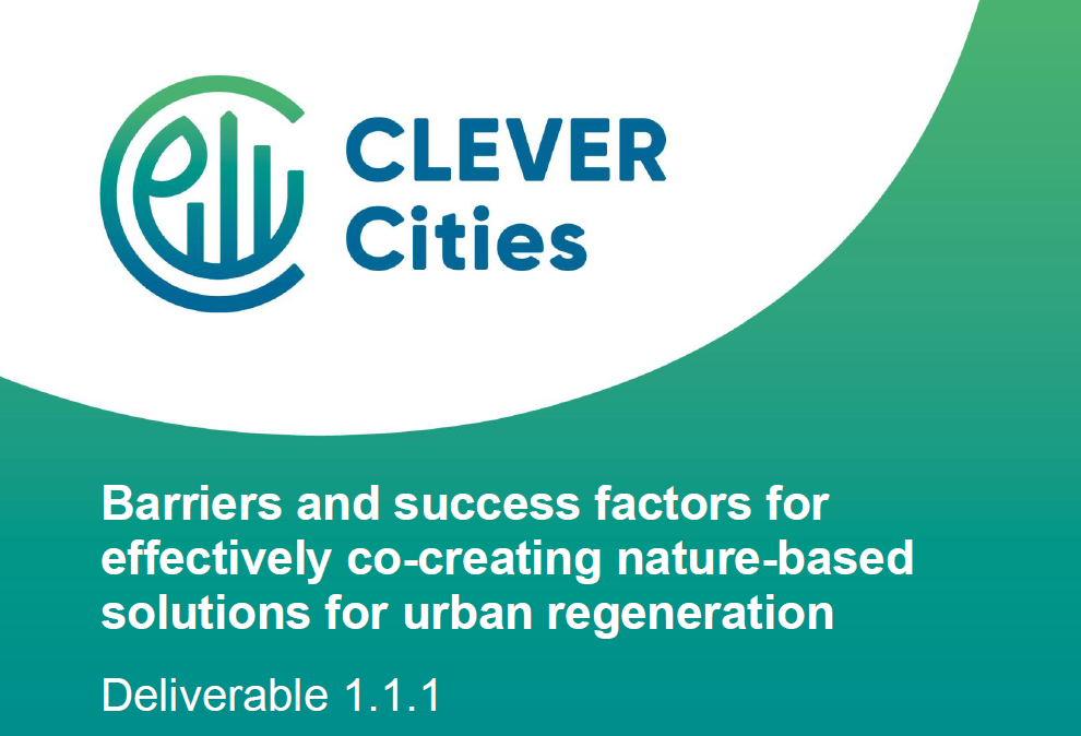 CleverCities •• Deliverables